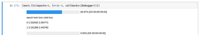 Progress bars in IPython Notebooks - fastai dev - Deep Learning