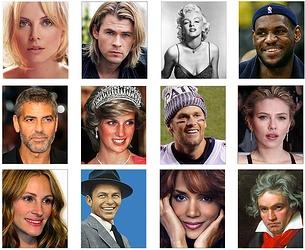 celebrities-collage