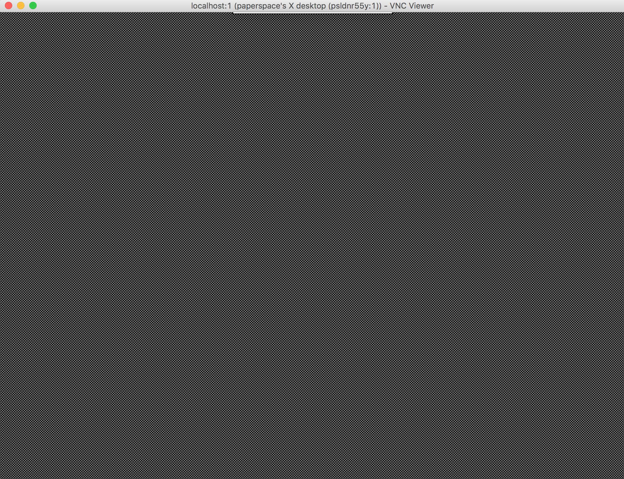 VNC Server: RFB 003 008 - Part 2 & Alumni (2018) - Deep