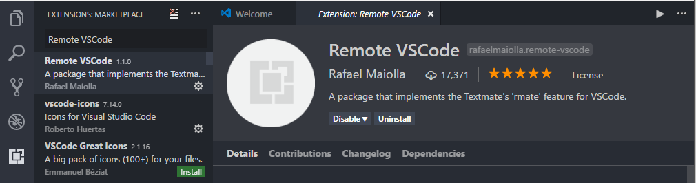 Is there a way to use VSCode on a remote deep learning rig