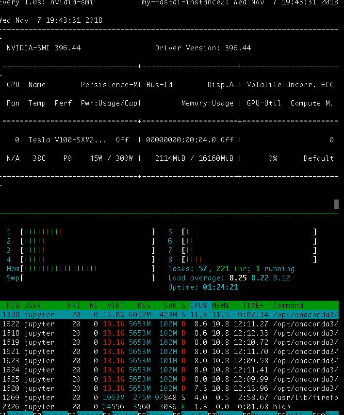 GPU Utilization jumps to zero often - Part 1 (2019) - Deep