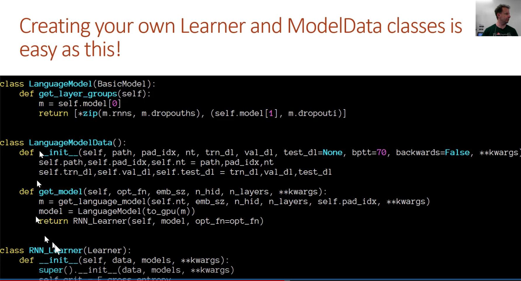 DeepLearning-Lec10-Notes - Part 2 & Alumni (2018) - Deep Learning
