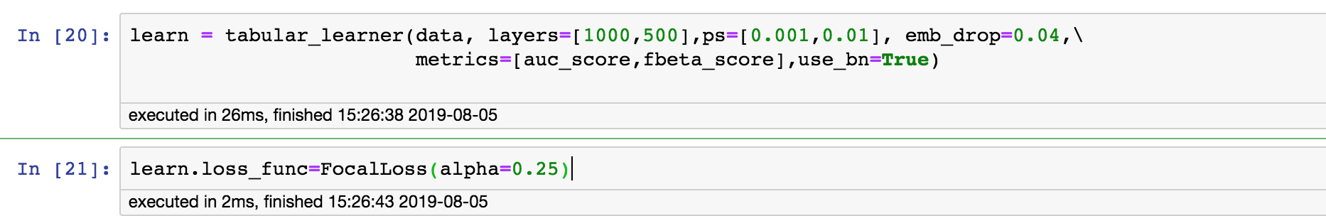 Use CategoryList for binary classification,but the sum of