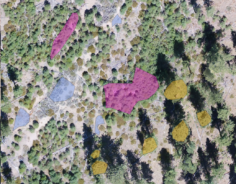 Image segmentation: leaving some pixels unlabeled? - Part 1