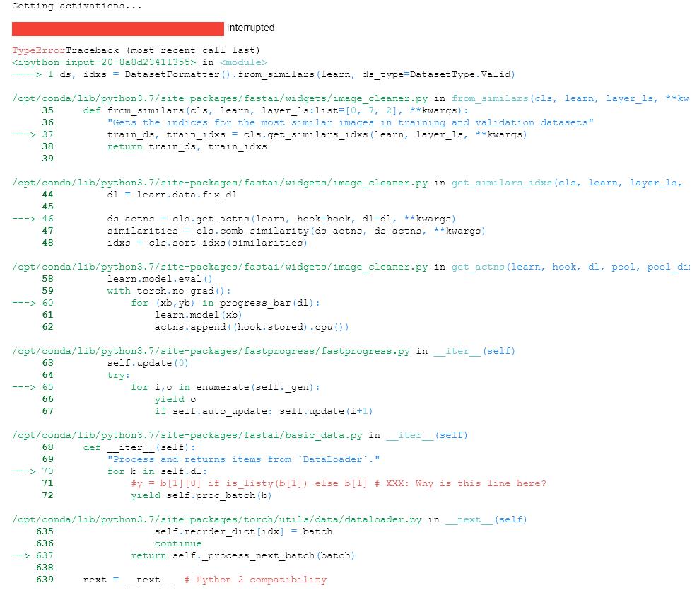 Document Similarity Python