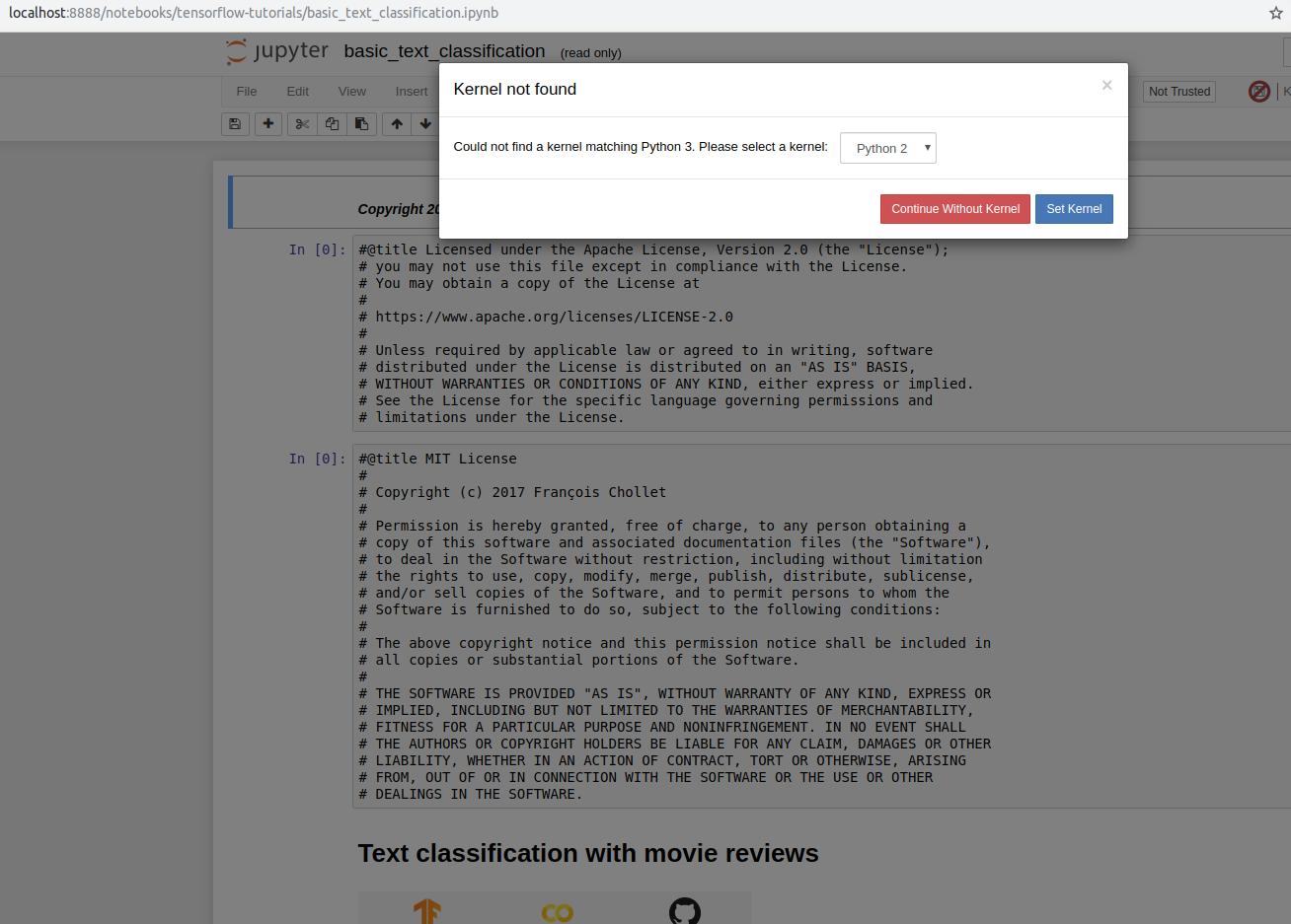 Swift for Tensorflow Installation Guide - Harebrain (Swift